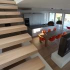 Wohnzimmer Ansicht oben