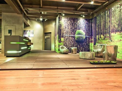 woodpark hallwang salzburg - unser showroom
